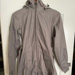 Eddie bauer trench coat